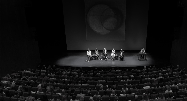 Beim Internationalen Literaturfestival lesen Schriftsteller aus aller Welt