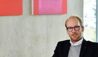Max Viessmann digitalisiert sein Familienunternehmen
