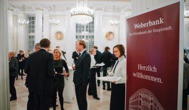 Die Weberbank zu Gast im Konzerthaus Berlin