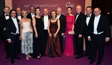 VBKI Ball der Wirtschaft, Hotel InterConti, Berlin, 23.2.2019